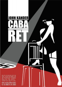 Cabaret 213x300 100 Plakate