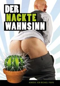 Der nackte Wahnsinn 212x300 100 Plakate
