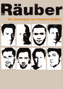 Die Raeuber 213x300 100 Plakate