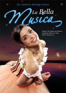 La Bella Musica 213x300 100 Plakate