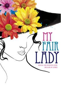 My fair Lady 212x300 100 Plakate