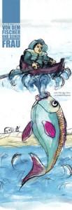 Vom Fischer und seiner Frau 103x300 100 Plakate