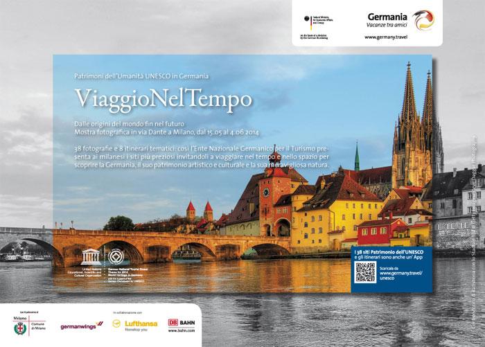 Magazin Repubblica UNESCO Fotoausstellung, Mailand