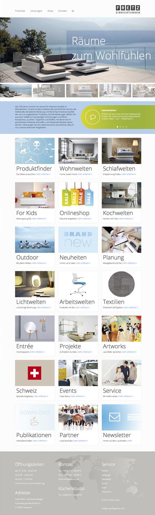 Home Fretz Wohn und Kuechendesign 201506221 Fretz – Neue Website