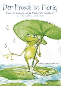 Der Frosch ist Koenig 213x300 100 Plakate