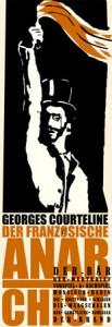 Der franzoesische Anarchist 103x300 100 Plakate