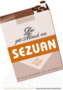 Der gute Mensch von Sezuan 213x300 100 Plakate