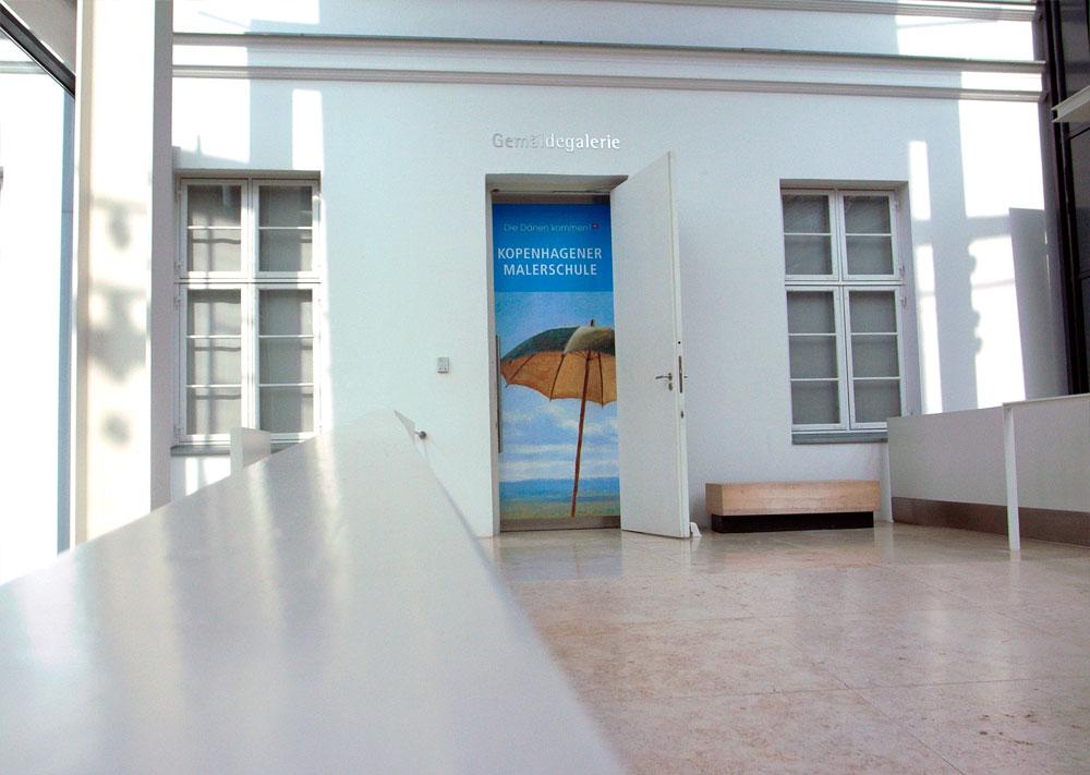 Ausstellung Kopenhagner Malerschule Ausstellung Kopenhagener Malerschule