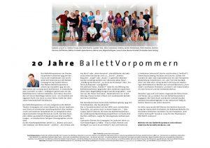 Ballettkalender 20172 300x212 20 Jahre BallettVorpommern